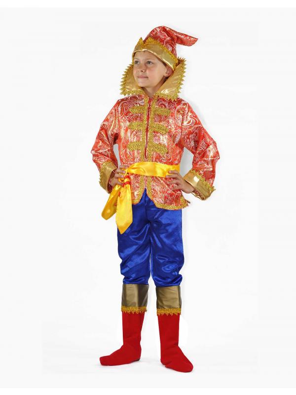 Как сделать костюм царевича своими руками 160